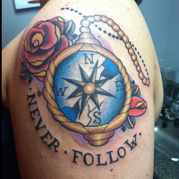 Never Follow Compass