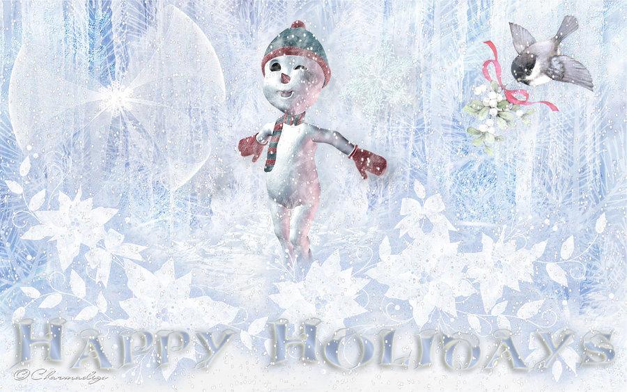 Happy Holidays-Xmas