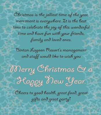7 Christmas greeting message