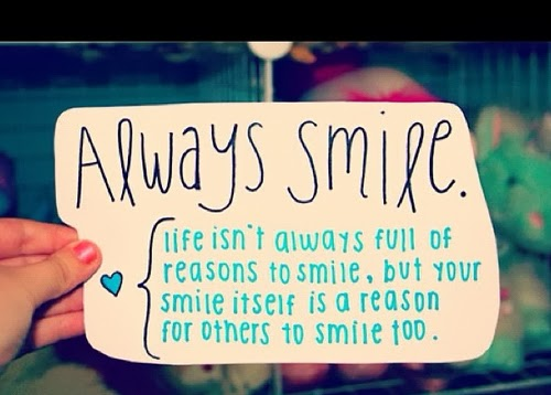 smile quotes