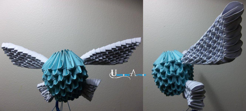 3D Origami - Navi