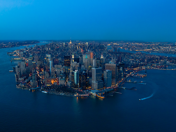 Joseph shoots New York City At Night 1
