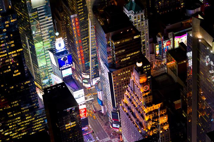 Joseph shoots New York City At Night 4