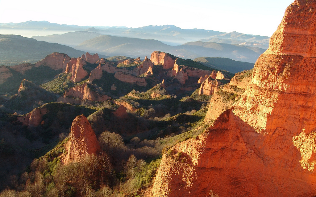 Nature - Las Médulas, Spain