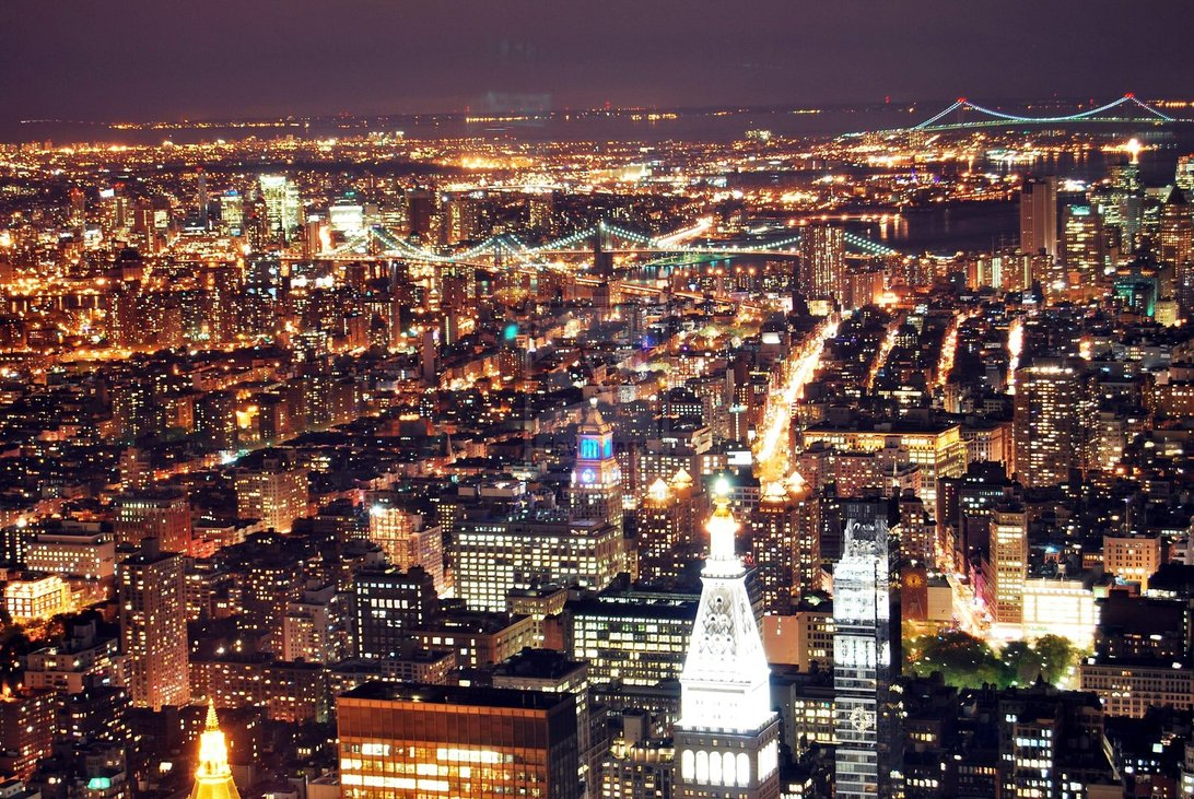 New York from Empire