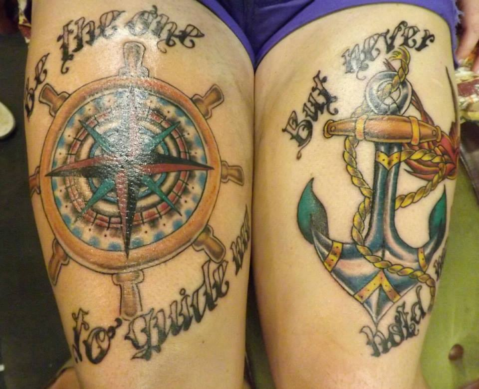 guide me full thigh tattoos