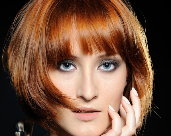 Short Layered Bob 2015