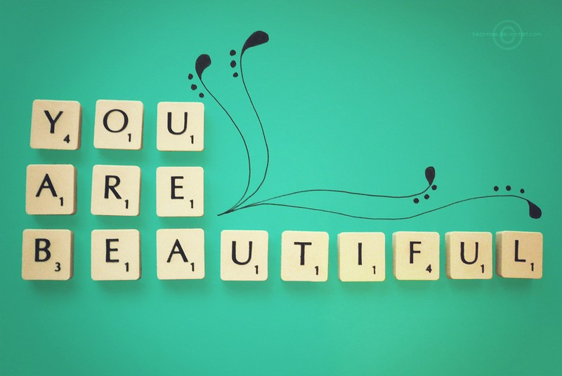 You are beautiful 2
