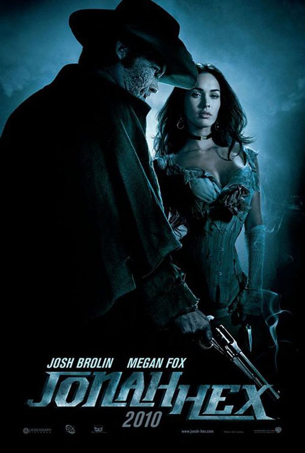 Jonah Hex - beautiful movie poster