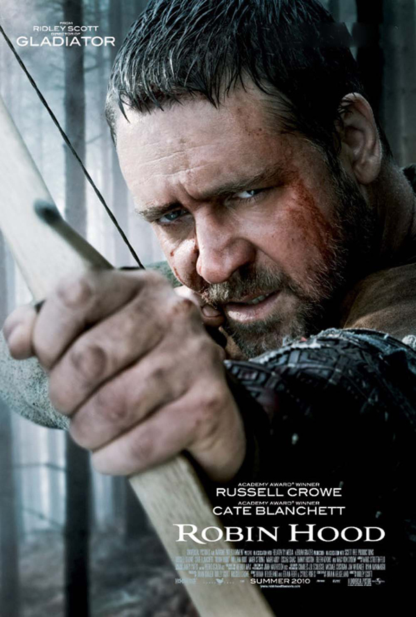 Robin Hood - best movie poster
