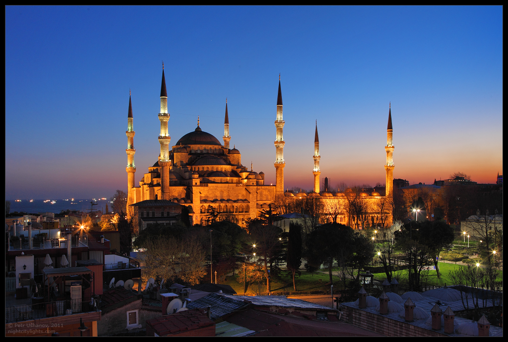 Istanbul Sultan Ahmed Mosque