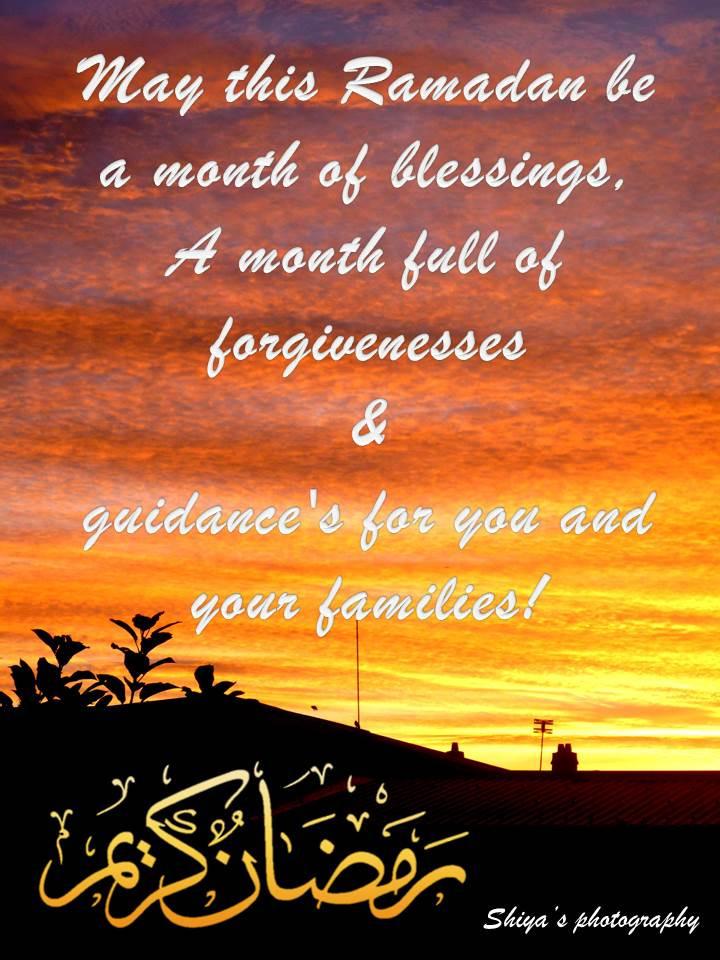 Ramadan Wishes 3