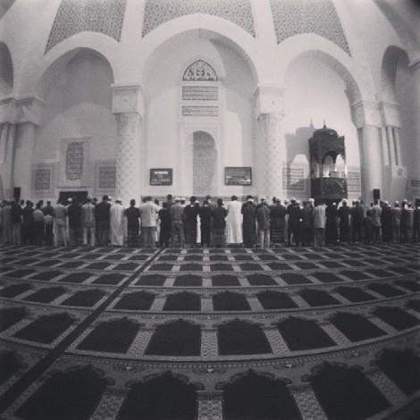 Ramdan Night Prayers