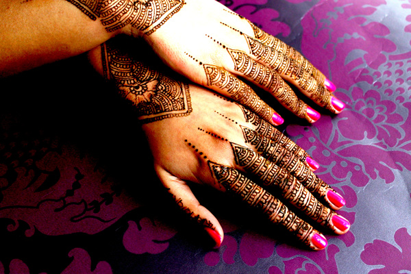 lovely mehndi designs 2015