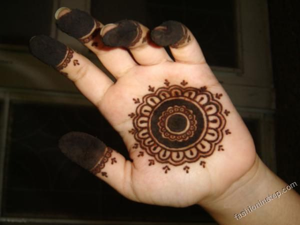 Top Eid-Ul-Fitr Mehndi Designs 2015