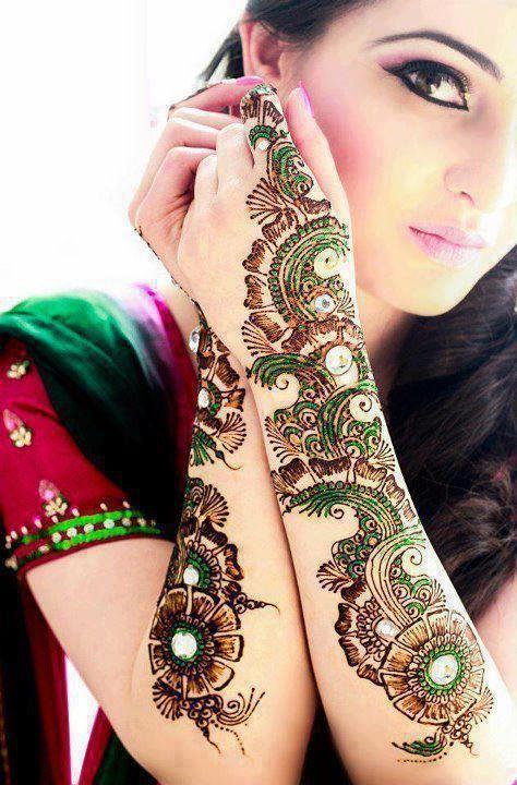 eid ul fitr 2015 mehndi designs for full hands