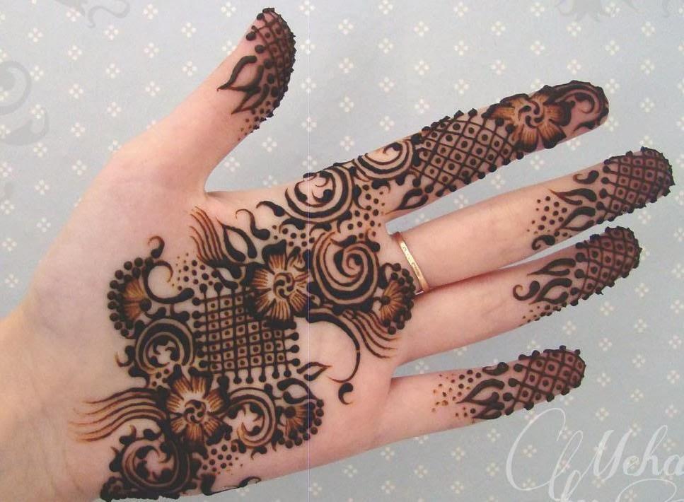 latest eid ul fitr henna