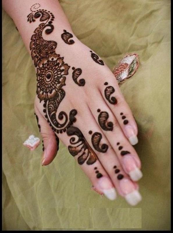 new mehndi design for eid 2015
