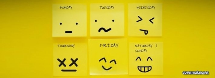 week expression fb cover photo