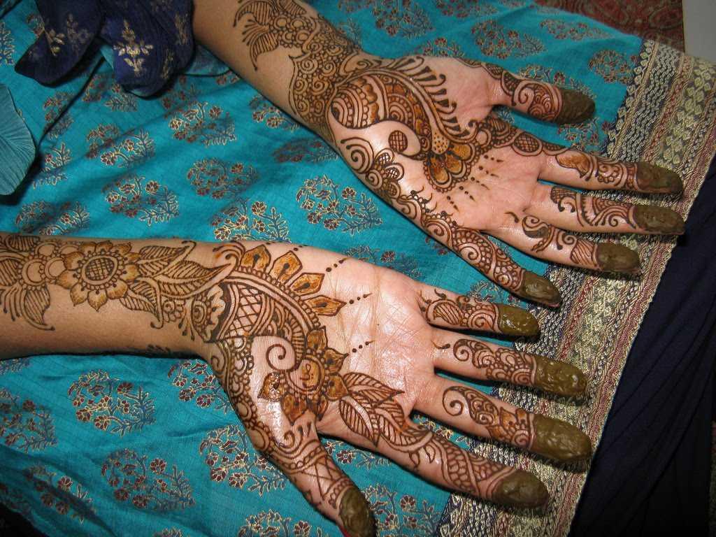 arabic henna mehndi designs 2015