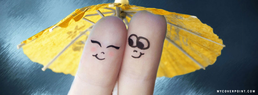 cute fingers fb photo