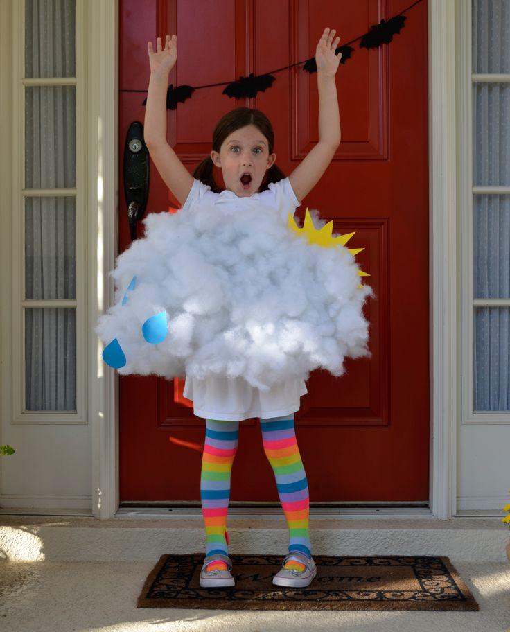 Cloudy Girl Halloween Costume