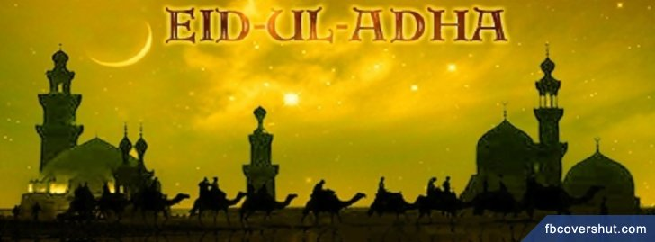 Eid Ul Adha Facebook Cover