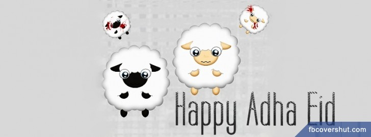 Happy Eid Ul Adha 2015 fb Cover