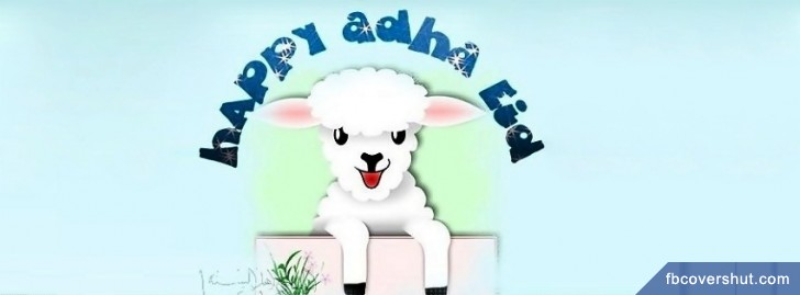 Happy Eid Ul Adha Facebook Cover photo
