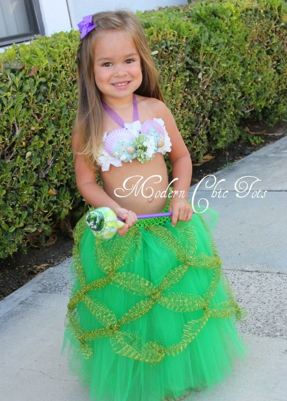 Trick or Treat Halloween Costume for little girls