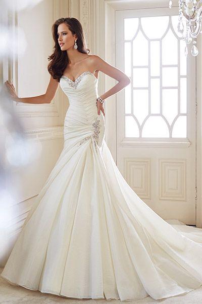 mermaid wedding gowns