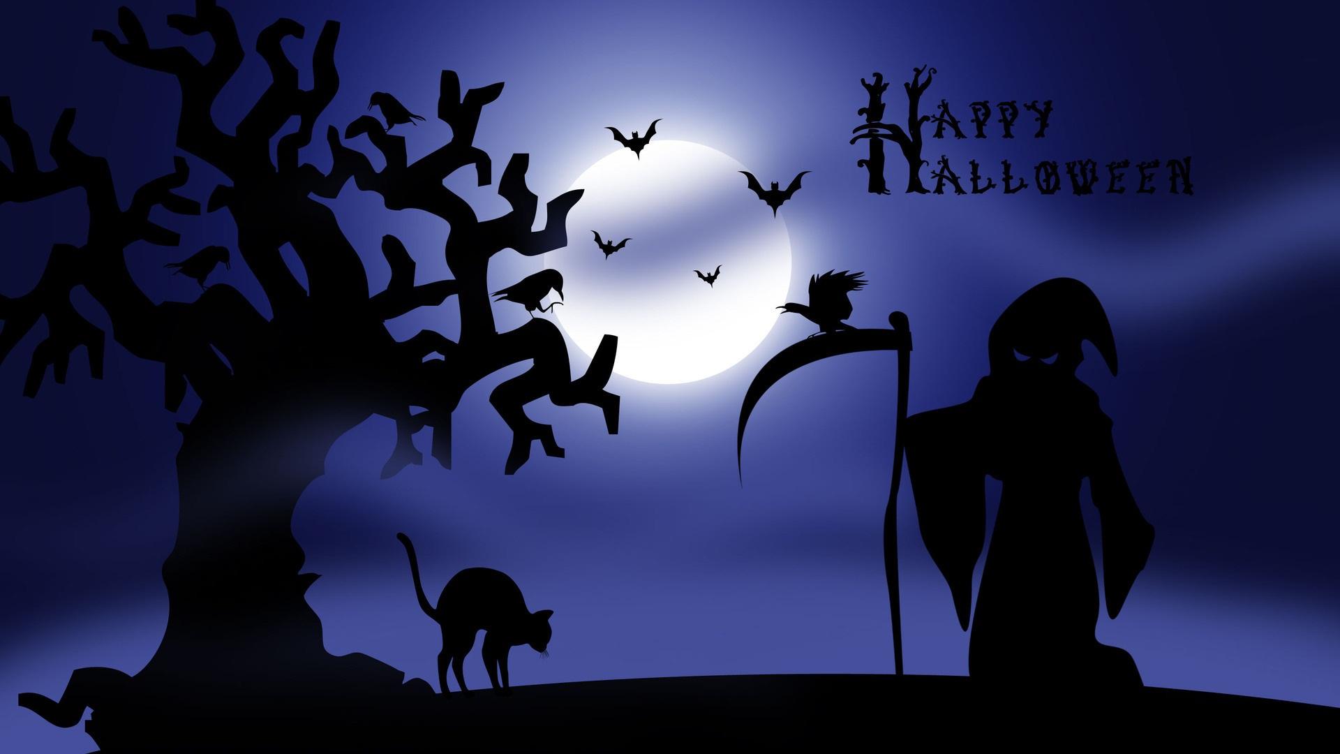 Happy-Halloween-scary-wallpaper