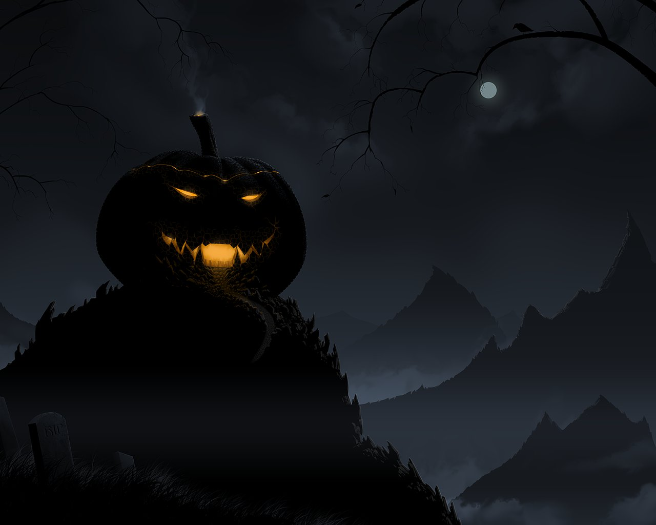 Pumpkin Castle