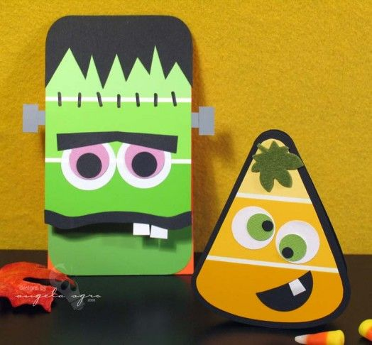 cool easy halloween crafts ideas for kids