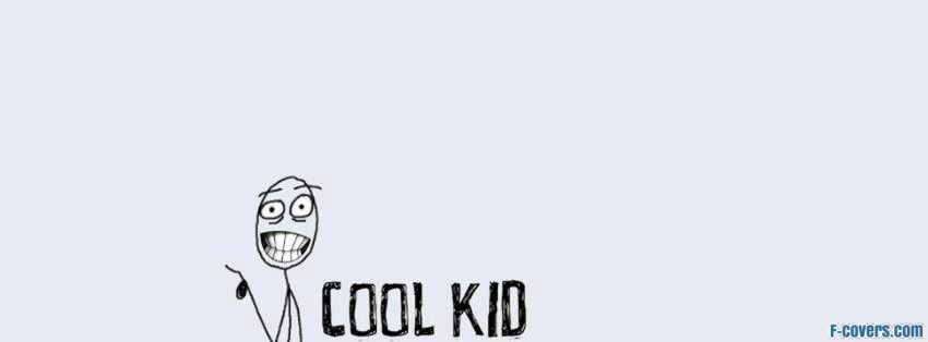cool kid facebook timeline picture