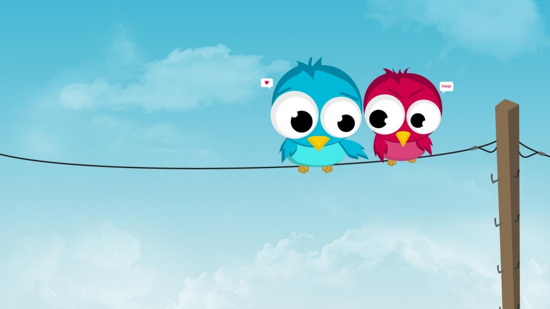 cute birds iphone wallpaper photo