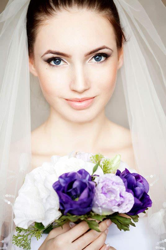 Gorgeous Bridal Wedding Makeup Trend No 6