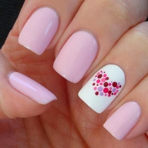 beautiful nail design idea