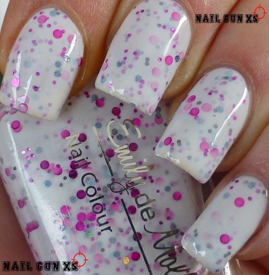 emily de molly sakura nail colour
