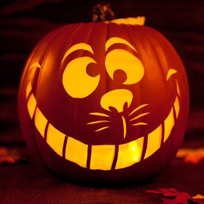 cheshire-carved-halloween-pumpkin