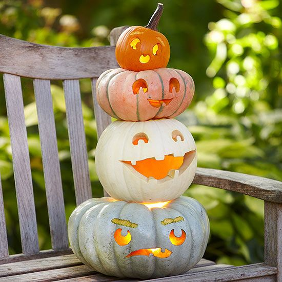pumpkins-garden-decoration