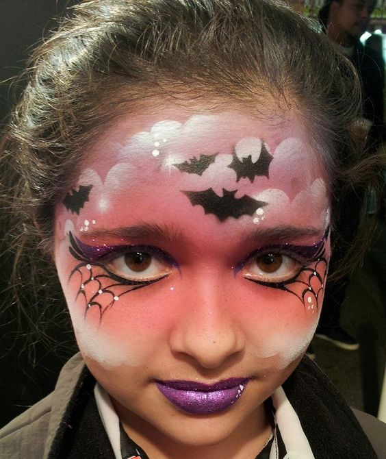 scary-town-girl-face-makeup