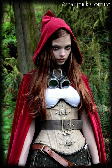 steampumk-red-riding-hood-costume