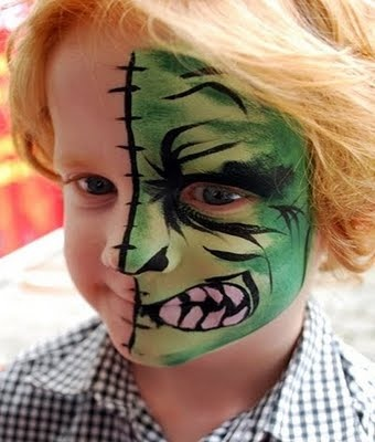 two-face-scary-face-makeup