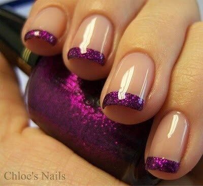13-purple-french-tips