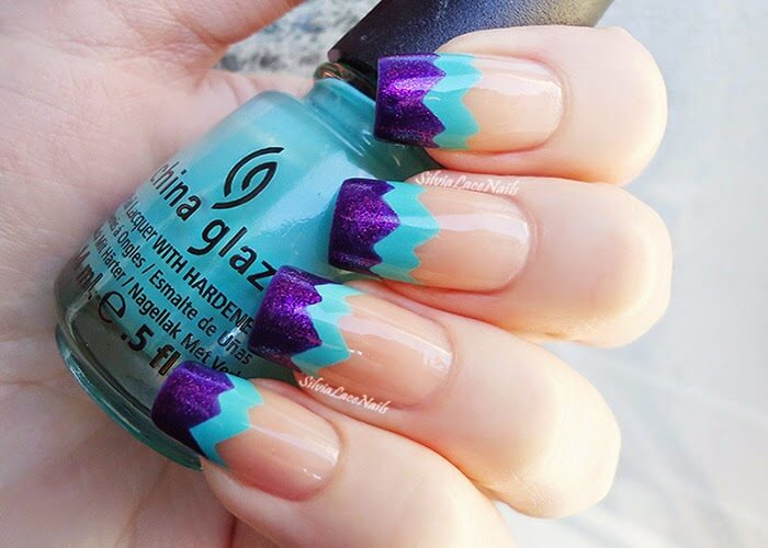 14-purple-french-tips