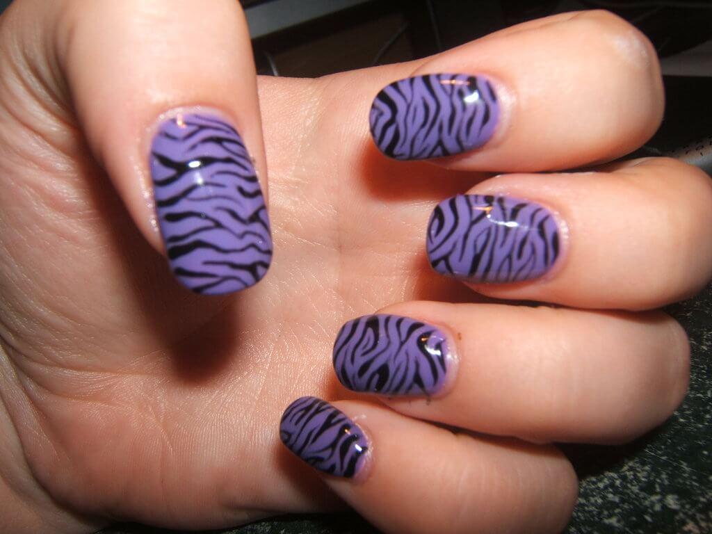 17-purple-animal-print-design