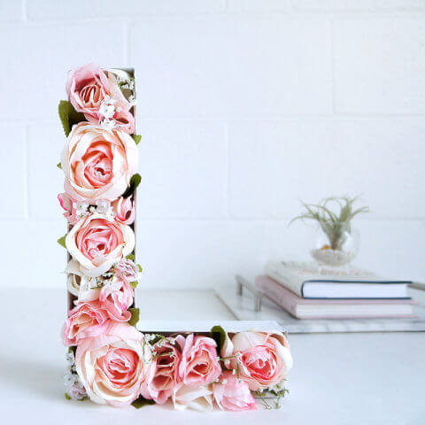 Blossom Letters