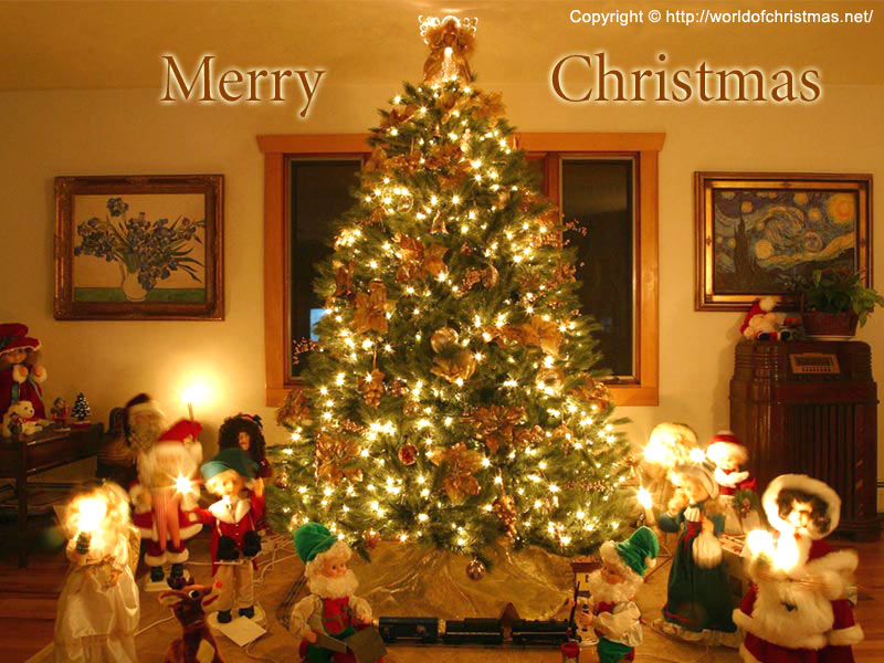 Merry Christmas Home picture