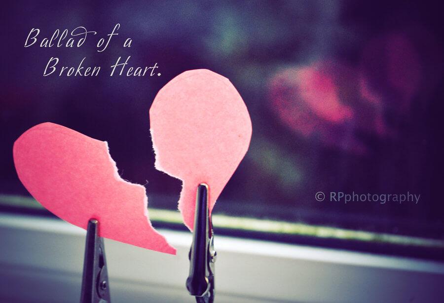 Ballad of a Broken Heart - Jesse Glick